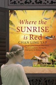 Where the Sunrise is Red front cover